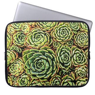 Protection Pour Ordinateur Portable Douille d'ordinateur portable de Succulents