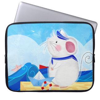 Protection Pour Ordinateur Portable Douilles d'ordinateur portable de marin de souris