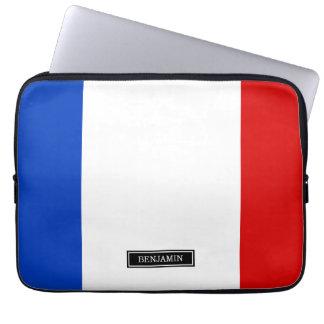 Protection Pour Ordinateur Portable Drapeau de la France