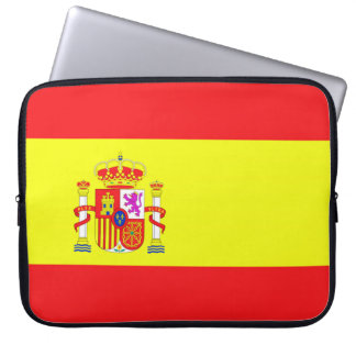 Protection Pour Ordinateur Portable Drapeau espagnol