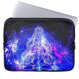 Protection Pour Ordinateur Portable Koi iridescent cosmique