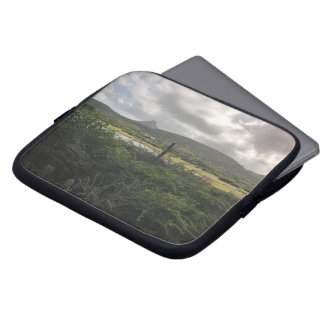 Protection Pour Ordinateur Portable L'ordinateur portable sleeve «cactus» 10 inch.