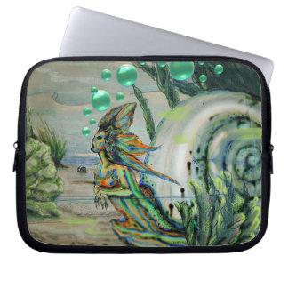Protection Pour Ordinateur Portable Personne-Couverture d'escargot