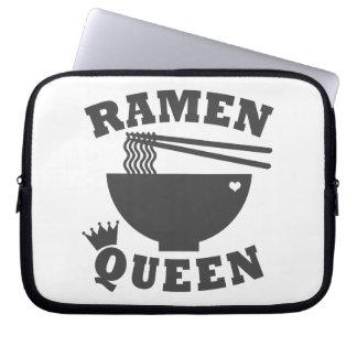 Protection Pour Ordinateur Portable Reine de Ramen
