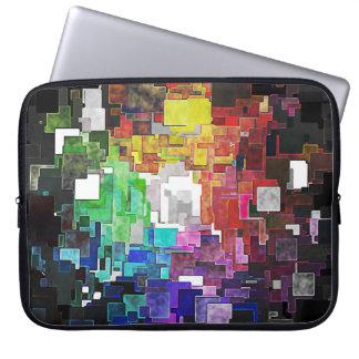 Protection Pour Ordinateur Portable Résumé géométrique spectral