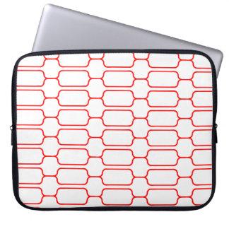 Protection Pour Ordinateur Portable Rouge