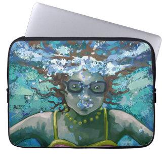 Protection Pour Ordinateur Portable Sous le bain de l'eau