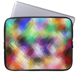 Protection Pour Ordinateur Portable Spectre Painterly abstrait