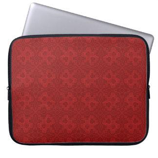 Protection Pour Ordinateur Portable Vieille douille rouge d'ordinateur portable de