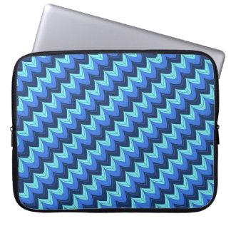 Protection Pour Ordinateur Portable Voûtes diagonales de zigzag