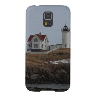 Protections Galaxy S5 Cap Neddick/lumière de protubérance en hiver