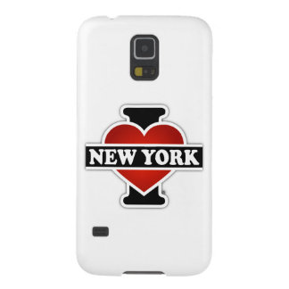 Protections Galaxy S5 I coeur New York
