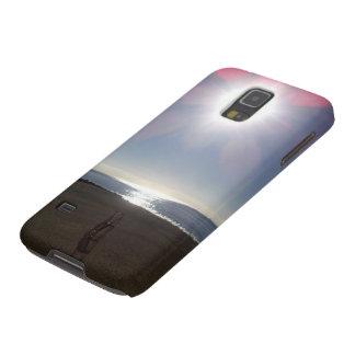 Protections Galaxy S5 Jour au cas de téléphone de Samsung de plage