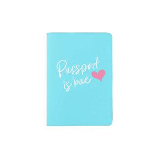 Protège-passeport Le passeport est couverture de Bae