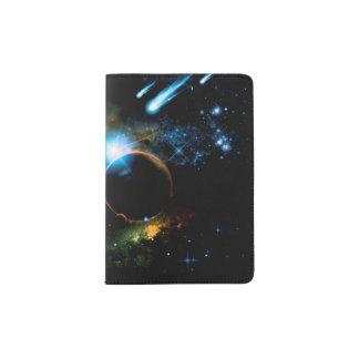 Protège-passeport L'univers des planètes
