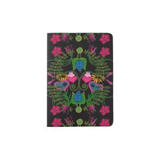 Protège-passeport Support botanique de passeport d'arts