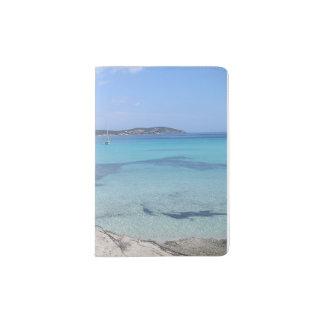 Protège-passeport support de passeport de la Sardaigne