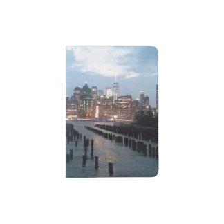 Protège-passeport Support de passeport d'horizon de NYC