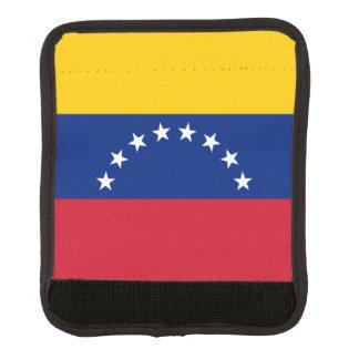 Protège Poignée Pour Bagage Drapeau du Venezuela