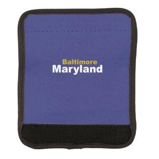 Protège Poignée Pour Bagage Enveloppe de poignée de bagage de Baltimore, le