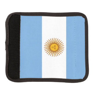 Protège Poignée Pour Bagage Enveloppe de poignée de bagage de drapeau de