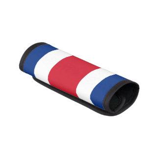 Protège Poignée Pour Bagage Enveloppe de poignée de bagage de drapeau du Costa
