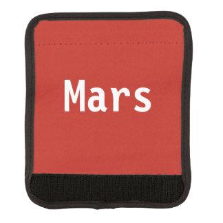 Protège Poignée Pour Bagage Enveloppe de poignée de bagage de Mars