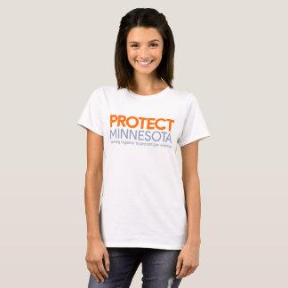 Protégez le T-shirt du Minnesota