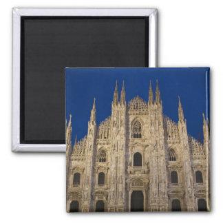 Province de l'Italie, Milan, Milan. Cathédrale de  Magnet Carré