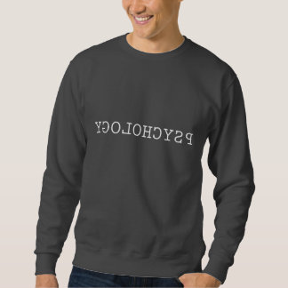 Psychologie inverse sweatshirt