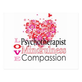Psychotherapists zijn Medelevend Wens Kaart