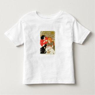 Publicité par affichage French Company de chocolat Tee Shirt