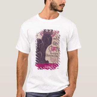 Publicité par affichage une exposition t-shirt
