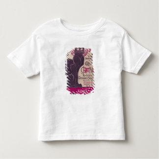 Publicité par affichage une exposition tee shirt