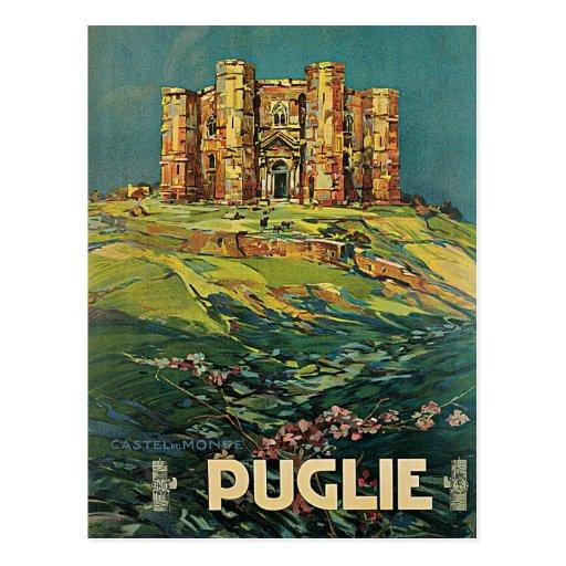 Puglie (Puglia) Cartes Postales