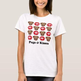 Pugs & Kussen T Shirt
