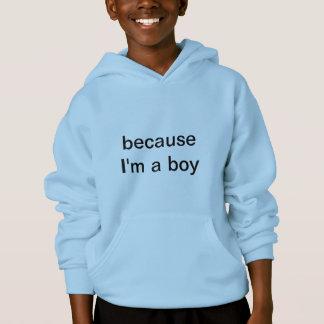 Puisque je suis un garçon