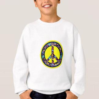 Puissance de paix sweatshirt