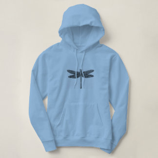 Pull À Capuche 'Dragon-Fly_Woman's_Hooded_Sweatshirt