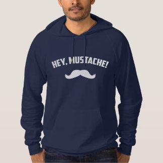 Pull À Capuche Hé moustache