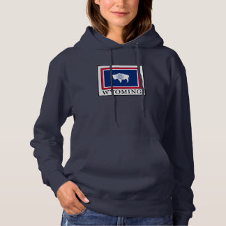 Pull À Capuche Le Wyoming