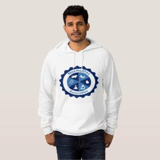 Pull à capuche - Logo NormaDoc Bleu