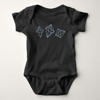 Pullover géométrique minimaliste de formes