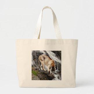 Puma à la cascade grand tote bag