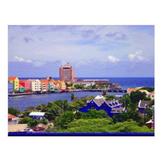 Pundaside de Willemstad Curaçao sur la carte