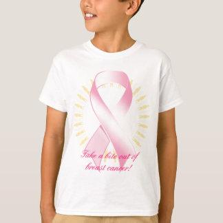 Punten die de preventie van borstkanker steunen t shirt