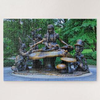 Puzzle Alice au pays des merveilles - Central Park NYC