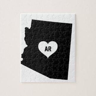 Puzzle Amour de l'Arizona