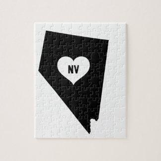 Puzzle Amour du Nevada