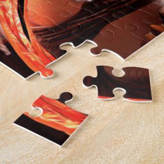 Puzzle Art oriental d'imaginaire de l'ASIE